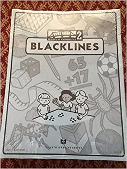 Blacklines Bridges in Mathematics 2 (worksheets): The Math Learning
