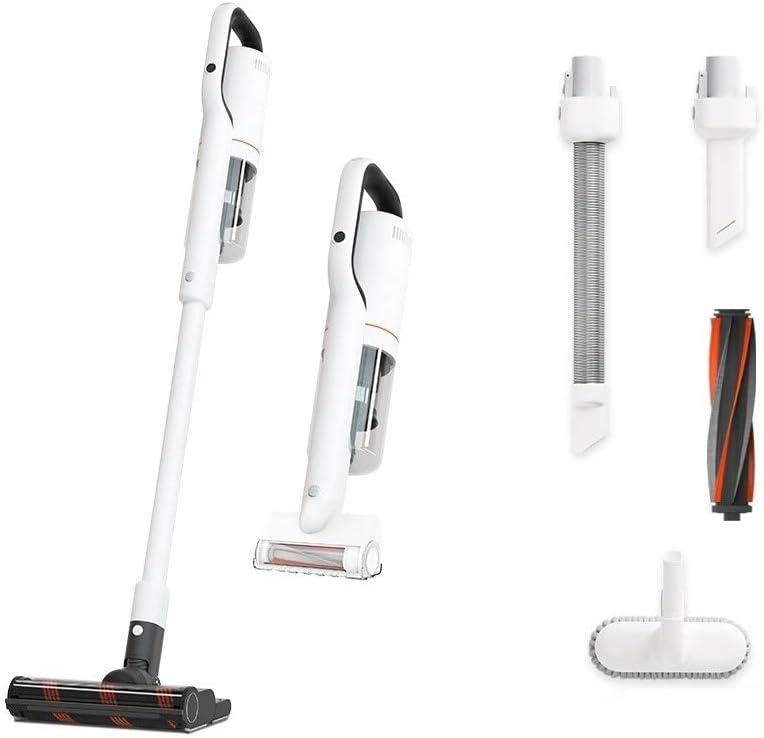 FDFDSLGLNDDIYI LQPOUXCQ aspiradora Escoba sin Cable Aspirador De Mano For El Hogar - 2 En 1 Fregona Y Vacío - 25000Pa Potencia De Succión: Amazon.es: Hogar