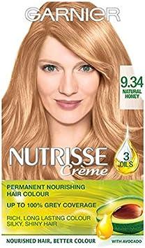 Garnier Nutrisse 9.34 Natural Miel: Amazon.es: Salud y ...