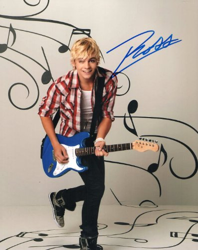 Ross Lynch of R5 reprint signed solo photo #3 Austin & Ally from Loa_Autographs