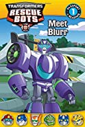 Transformers Rescue Bots: Meet Blurr (Passport to Reading Level 1)