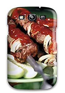 DeirdreAmaya WzMpdgh638gEIIw Case Cover Galaxy S3 Protective Case Tasty Barbeque