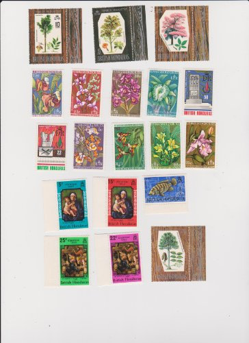 Review 1969 STAMPS, MINT BRITISH