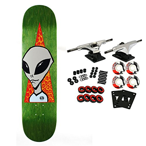 - Alien Workshop Skateboard Complete Visitor 8.25