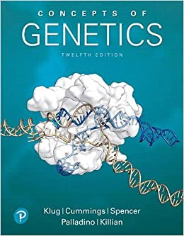 Concepts Of Genetics Masteringgenetics 9780134604718 Medicine Health Science Books Amazon Com