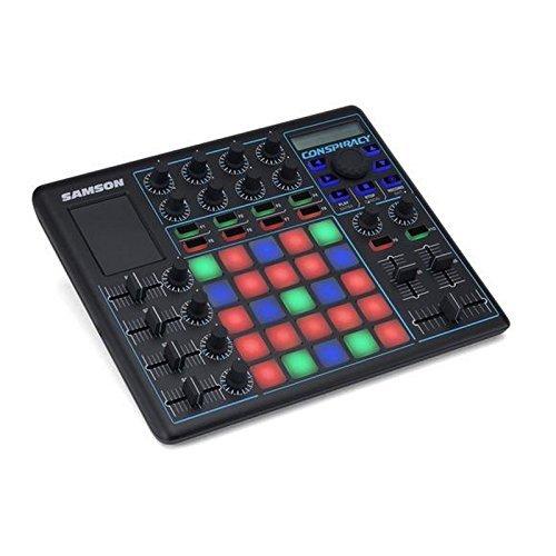 Samson Conspiracy | USB MIDI Control Surface by Samson Technologies