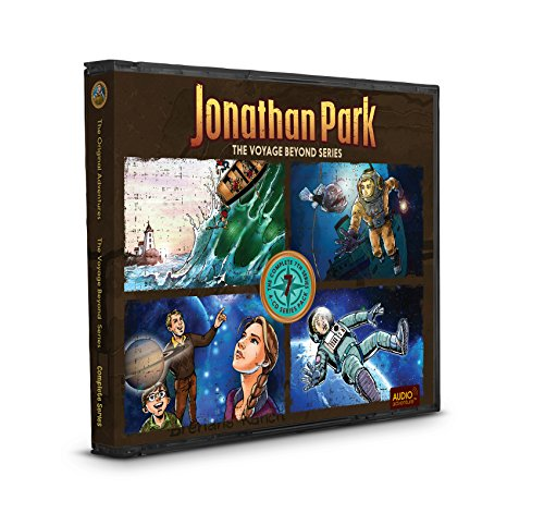 Jonathan Park: The Voyage Beyond - Series 7