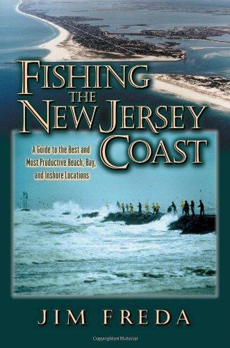 Atlantic Jersey (Fishing the New Jersey Coast)