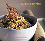 Front cover for the book Quick & Easy Thai: 70 Everyday Recipes by Nancie McDermott