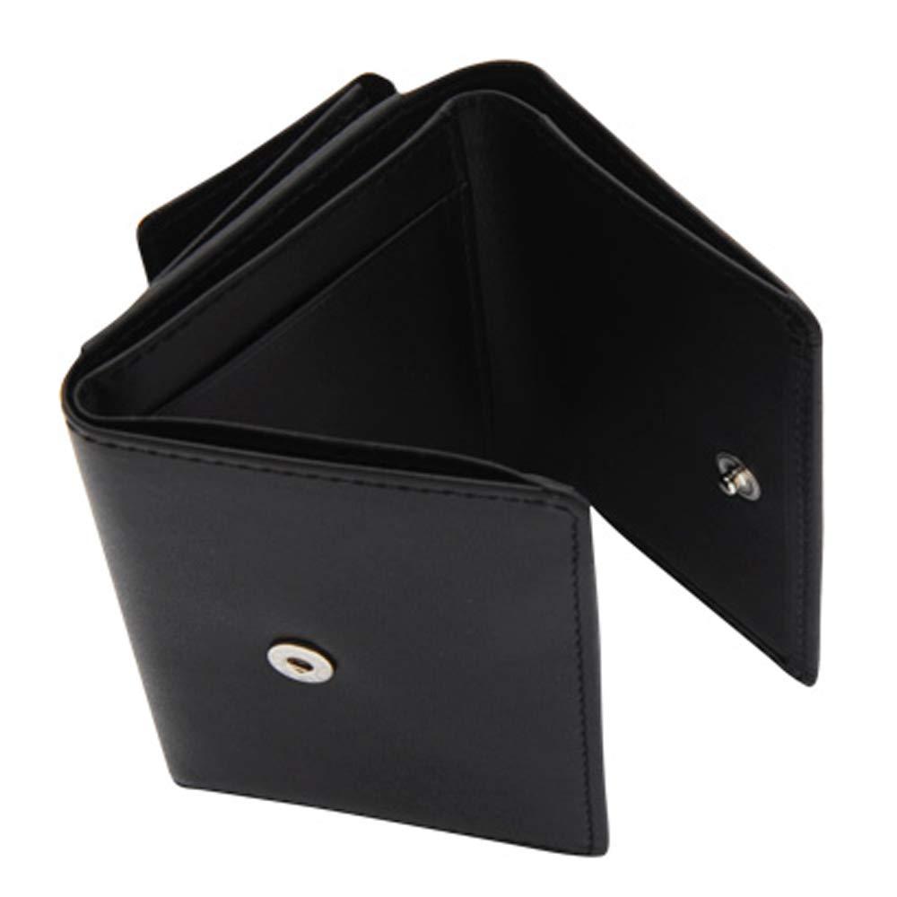 f1eb90e53e3c Amazon | 極小財布 栃木レザー ベーシック型小銭入れ BECKER(ベッカー)日本製 (ブラック) | BECKER(ベッカー) |  バッグ・スーツケース