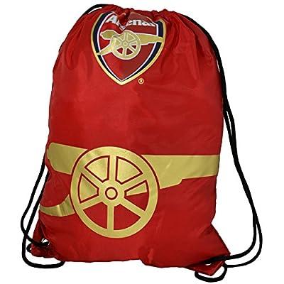 Official Arsenal FC Foil Print Gym Bag