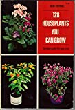 img - for 128 Houseplants You Can Grow book / textbook / text book