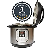 Instant Pot Duo 7-in-1 Multi-Use Programmable Pressure Cooker, Slow Cooker, 6 Quart | 1000W