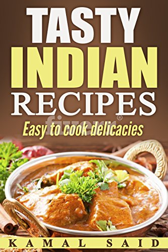 Indian Cooking Recipes Ebook