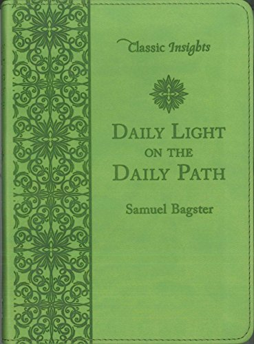 Daily Light On The Daily Path Leather Bound