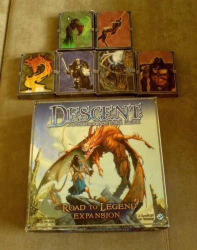 Descent: The Road to Legend Expansion by Fantasy Flight Games