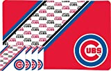Duck House MLB Chicago Cubs Placemat & Coaster Set