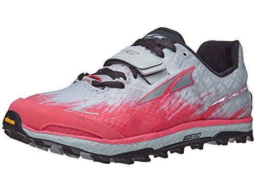 Pink MT Shoe B 9 5 Wom King 1 5 Altra Gray ZxC0U5