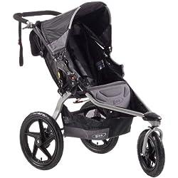 BOB Revolution SE Single Stroller, Black