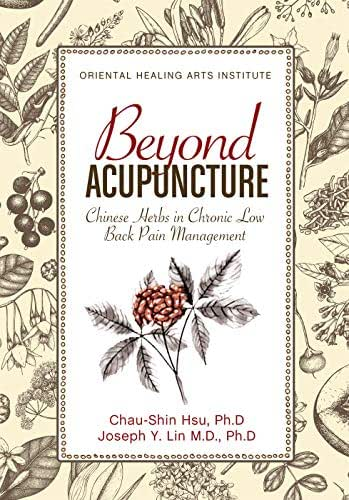 Beyond Acupuncture: Chinese Herbs in Chronic Low Back Pain Management