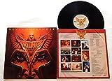 Triumph LP Never Surrender - RCA Records 1983 - Near Mint Vinyl (slight warp outside edge) -