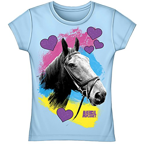 Horse Hearts Humane Society Fitted Adult Tee Shirt  Adult Large