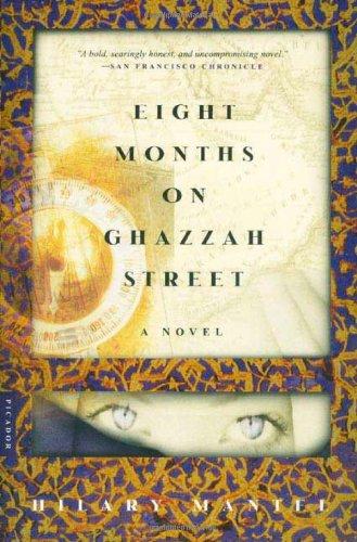 Eight Months on Ghazzah Street: A Novel PDF