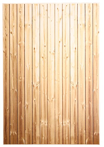 Photo Backdrop - Wooden Photo-Booth Background with Whitewash