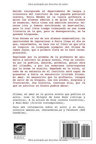 Amazon.com: Ulises, mi amor (Spanish Edition) (9781717983039 ...
