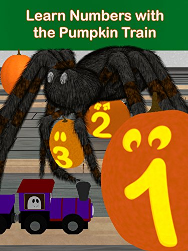 Learn Numbers with the Pumpkin