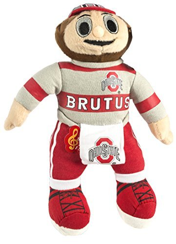 Price comparison product image Ohio State Buckeyes Fight Song Plush Mascot Doll