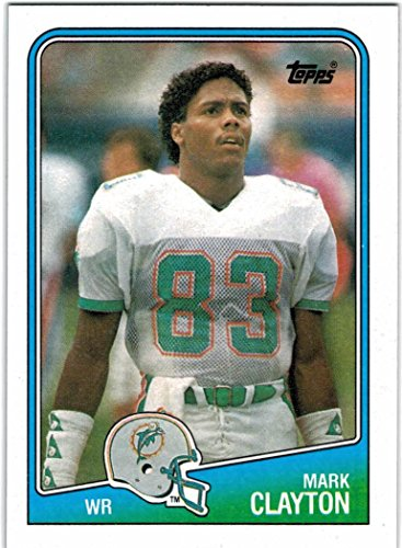 Amazon.com  1988 Topps Miami Dolphins Team Set with 2 Dan Marino - Clayton  - Duper - 14 NFL Cards  Collectibles   Fine Art b4083fad4