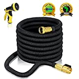 Best 75 Foot Garden Hoses - ALL NEW XpandaHose - 75ft Expandable Garden Hose Review