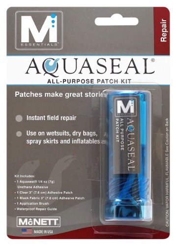 M Essentials Aquaseal All Purpose Patch - Wetsuit Repair Shop