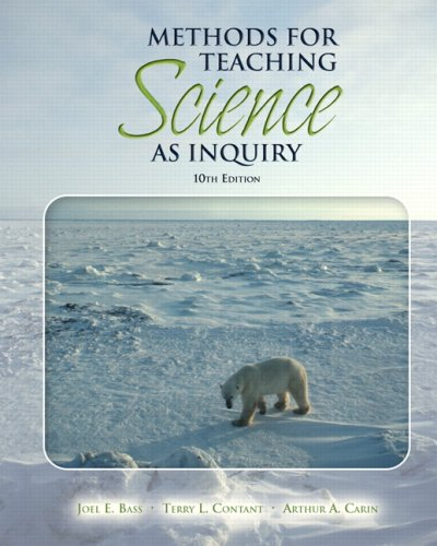 Methods for Teaching Science as Inquiry 10th Edition