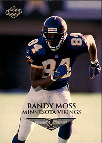 (1999 Collector's Edge First Place #85 Randy Moss )