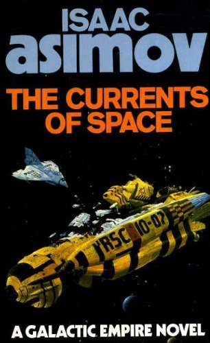 Currents Space Isaac Asimov product image
