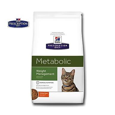 Hills Prescription Diet Metabolic Feline 1.5kg: Amazon.es ...