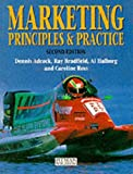 img - for Marketing: Principles and Practice by Dennis Adcock (1995-04-26) book / textbook / text book