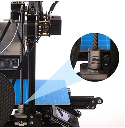 DM-DYJ Impresora 3D Casera, Estereoscópico Alta Precisión Familia ...