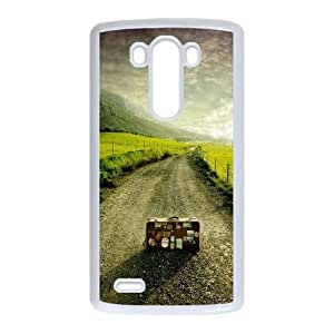 LG G3 Cell Phone Case White Journey SUX_028413