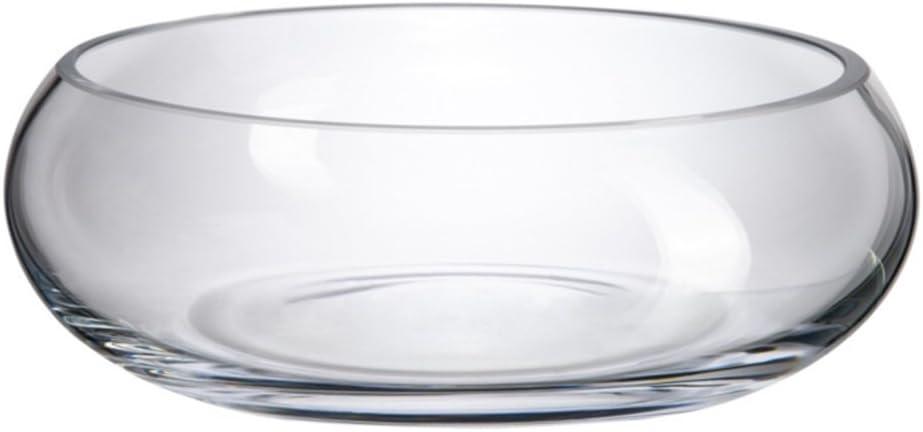 Cristal de Bohemia 56231 Centro de Mesa, Cristal, 28x28x11 cm ...