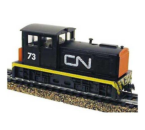 MPW96673 HO DDT Plymouth Diesel CN Model Power MDP96673