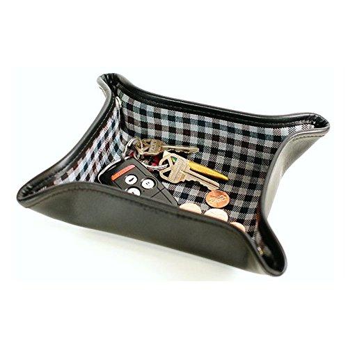 korchmar-lux-dunbar-leather-change-tray-r1248-black