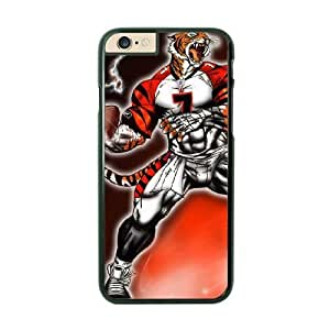 iPhone 6 Black Cell Phone Case Cincinnati Bengals NFL Phone Case Hard NLYSJHA2034