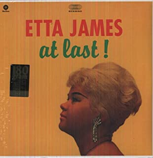 At Last [VINYL] by Etta James (B00E2275Y6) | Amazon Products