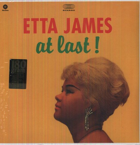 Vinilo : Etta James - At Last (180 Gram Vinyl, Bonus Tracks)