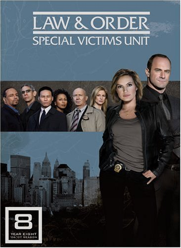 DVD : Law & Order - Special Victims Unit: Year Eight (AC-3, Slipsleeve Packaging, Widescreen, , Dolby)