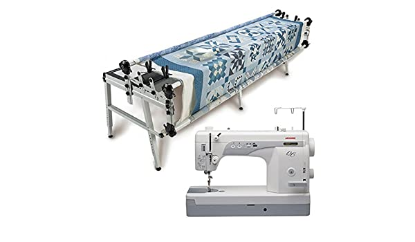 Amazon.com: Janome 1600P-QC Sewing Machine w/ GQ Frame