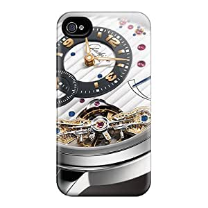 Defender Case For Iphone 4/4s, Glashutte Watches Pattern